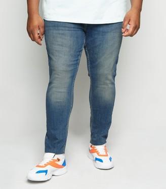 New Look Plus Size Skinny Stretch Jeans