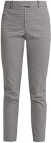 Altuzarra Henri slim-leg cotton-blend trousers