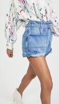 Isabel Marant Paper Bag Shorts