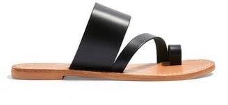Topshop Toe strap sandal