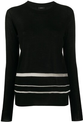Joseph Cashair knit jumper