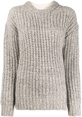 See by Chloe Chunky Knit Jumper