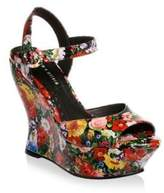 Alice + Olivia Jana Platform Wedge