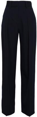 Victoria Victoria Beckham Wool-twill Straight-leg Pants