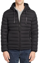 Marc New York Men S Iridescent Nylon Down Filled Quilted Jacket 42