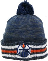 Reebok Center Ice Team Pom Knit Toque - Edmonton Oilers