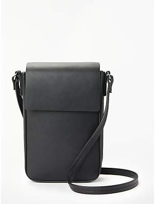 KIN Renja Mini Cross Body Bag, Black