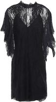 IRO Coliseum Cotton-blend Lace Mini Dress