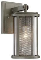 """575 Denim Maddox 1-Light Outdoor Wall Lantern 17 Stories Size: 12.5"""" H x W x 8.75"""" D"""