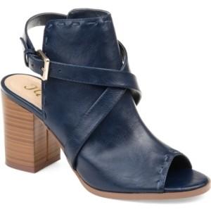 Journee Collection Women's Theda Bootie Women's Shoes
