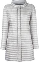 Herno high neck down coat - women - Feather Down/Polyamide - 42