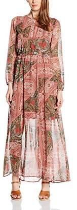 S'Oliver Women's Mit Alloverprint Dress,UK (38 DE)