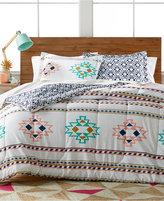 Pem America Harper 3-Pc. Reversible Full/Queen Comforter Set