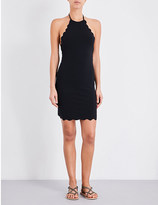 Marysia Swim Mott scalloped mini dress