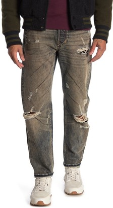 Diesel Larkee Regular Tapered Leg Jeans