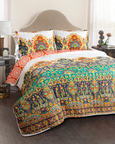 Lush Decor Bohemian Meadow Quilt 3Pc Set