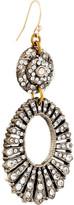 Lulu Frost Roma crystal-embellished earrings