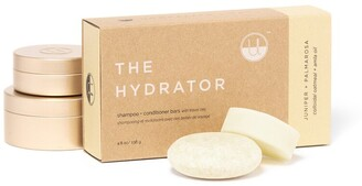 Unwrapped Life The Hydrator Shampoo And Conditioner Bar Travel Set