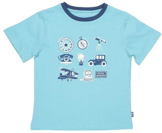 Kite Boys Inventions T-Shirt