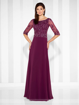Mon Cheri Cameron Blake - 117603 A-Line Gown