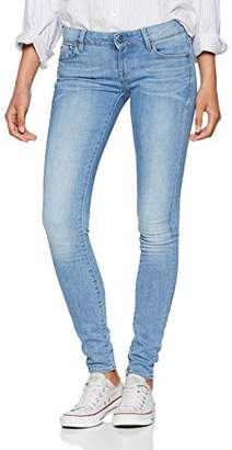 G Star Women's 3301 Low Waist Super Skinny Jeans