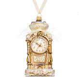 John Lewis Winter Palace Grandfather Clock Bauble