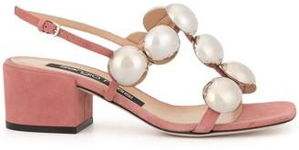 Sergio Rossi Sphere Strap Sandals