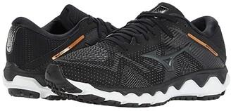 Mizuno Wave Horizon 4 (Navy Blazer/Silver) Men's Running Shoes