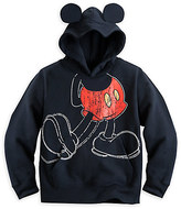 Disney Mickey Mouse Hoodie with Ears for Boys