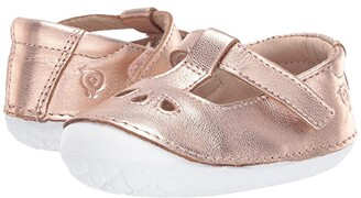 Old Soles Classic Pave (Infant/Toddler) (Copper) Girl's Shoes