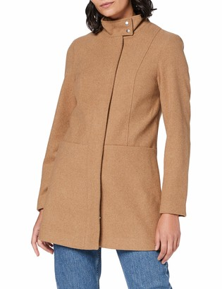 Only Women's ONLCHRISA Life Wool Coat CC OTW