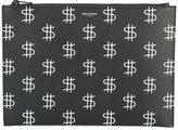 Saint Laurent motif pattern clutch bag - men - Calf Leather - One Size