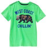 Crazy 8 Neon West Coast Chillin Tee