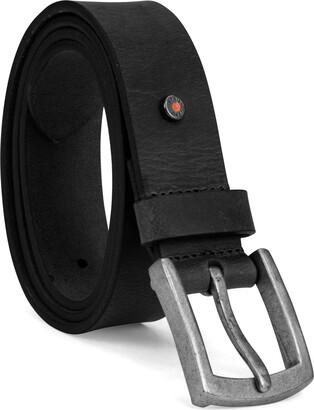 Timberland Men's 40mm Workwear Leather Belt