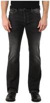 Diesel Zatiny Trousers in Black/Denim 669F