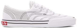 Vans White Vision Voyage Era 3ra Sneakers