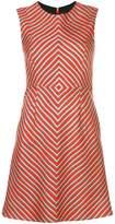 Dvf Diane Von Furstenberg Sleeveless tailored shift dress