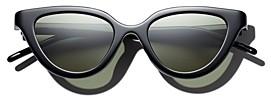 Cat Eye Project Produckt Women's Sunglasses, 49mm