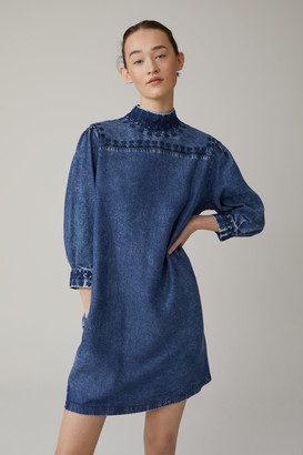 Closed Jeans A Better Blue Collection Rae Dress - s