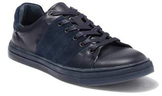 Badgley Mischka Finley Leather & Suede Sneaker