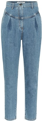 Philosophy di Lorenzo Serafini High-rise slim jeans