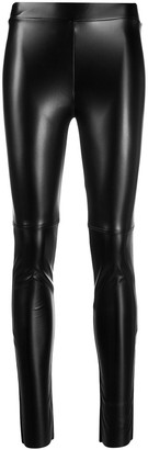 Wolford Estella faux leather leggings