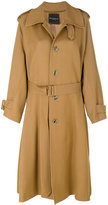 Erika Cavallini oversized trench coat