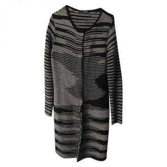 Liu Jo Liu.jo Black Cotton Coat for Women