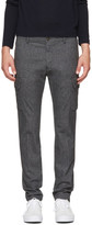 DSQUARED2 Grey Admiral Cargo Pants