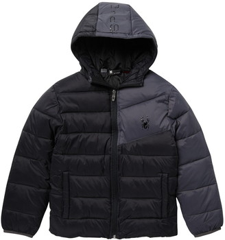 Spyder Ace Short Nylon Puffer Jacket