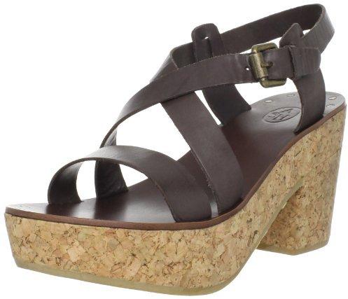 Ash Women's Wonder Bis Platform Sandal