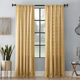 Archaeo Diamond Fray Cotton Window Curtain