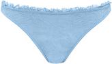 Marlies Dekkers Blue Rio Lace Dame de Paris Thong