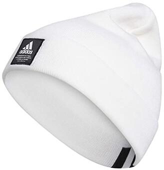 adidas Amplifier Beanie (Black/White) Beanies